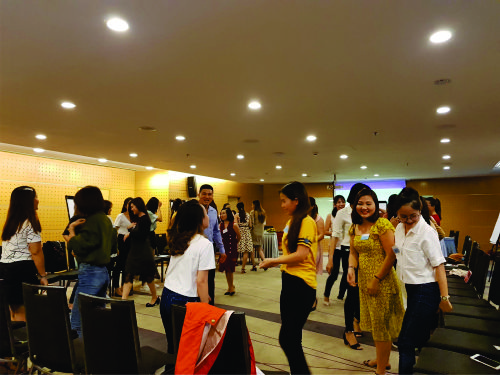 pg foundation thao luận